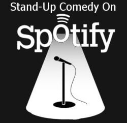 Best Comedians on Spotify