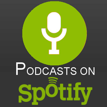 podcasts on spotify